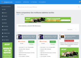 comparatif-tablette.net