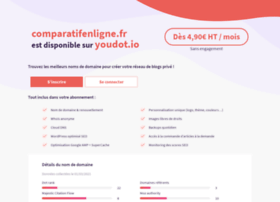 comparatifenligne.fr