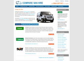 compare-van-hire.co.uk
