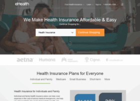 compare.ehealthinsurance.com