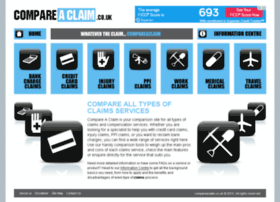 compareaclaim.com