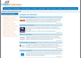 comparecarinsurance.co.in