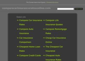 comparecarinsuranceratesonline.com
