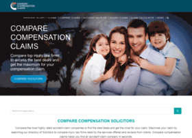 comparecompensationclaims.com
