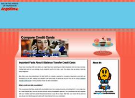 Comparecreditcards.angelfire.com
