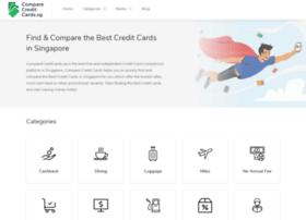 comparecreditcards.sg