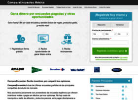 compareencuestasonline.com.mx
