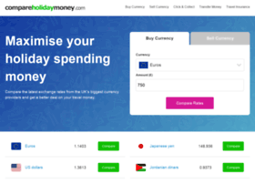 compareholidaymoney.com