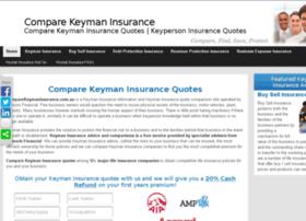 comparekeymaninsurance.com.au