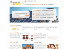 comparemysolar.co.uk