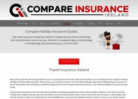 comparetravelinsuranceireland.com