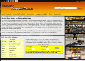 comparetreadmills.co.uk