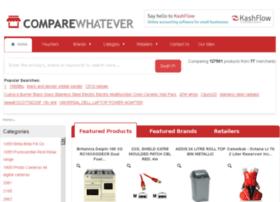 comparewhatever.com
