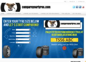 compareyourtyres.com
