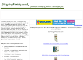 compatible-toner-ink-cartridges.shoppingvariety.co.uk