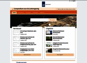 compendiumvoordeleefomgeving.nl