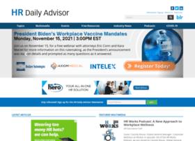 compensationdailyadvisor.blr.com