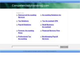 competencsolutionsblog.com