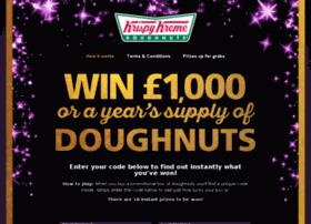 competition.krispykreme.co.uk