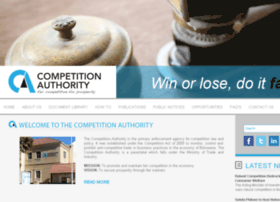 competitionauthority.co.bw