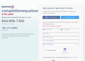 competitionequalizer.com