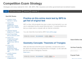 competitionexamstrategy.com