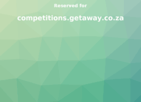 competitions.getaway.co.za