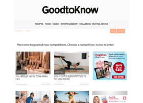 competitions.goodtoknow.co.uk