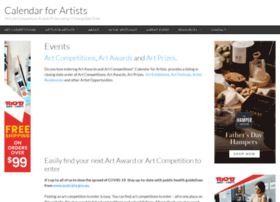 Competitionsforartists.com