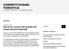 competitividadturistica.com