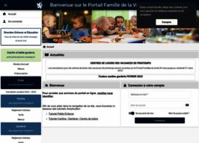 compiegne.portail-familles.net