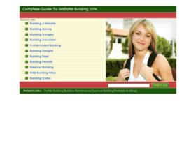 complete-guide-to-website-building.com