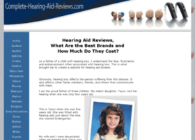 complete-hearing-aid-reviews.com