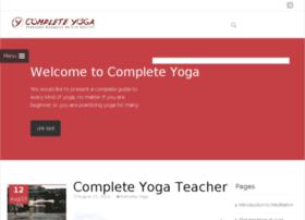 complete-yoga.com