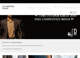 completelyroyal.com