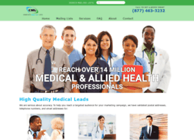 completemedicallists.com