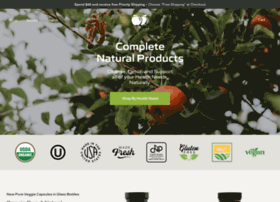 completenaturalproducts.com