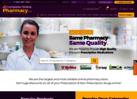 completeonlinepharmacy.com