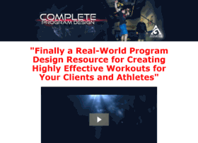 completeprogramdesign.com