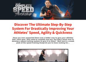 completespeedtraining.com