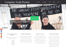 completetruthprotein.co