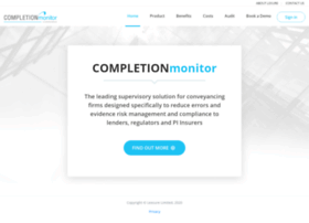 completionmonitor.com
