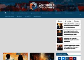 complexdiscovery.com