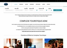 complexe-adim-hotel.com