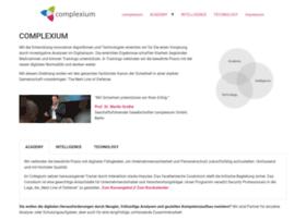 complexium.de