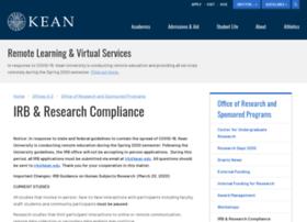 compliance.kean.edu