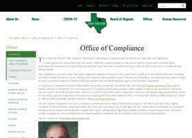 compliance.untsystem.edu