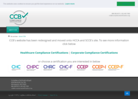 compliancecertification.org