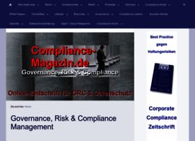 compliancemagazin.de