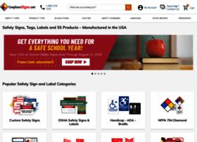 compliancesigns.com